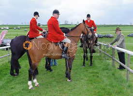 Hunt Staff - Quorn Hunt Point to Point 2014