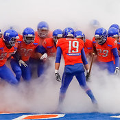 Football: New Mexico at Boise State 12/3/11 photos
