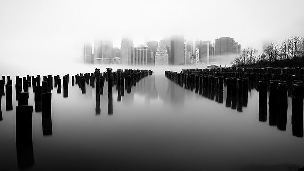 Brooklyn Pilings