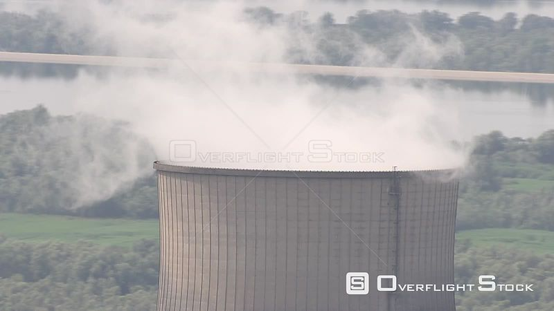 Cooling tower electircial plant Netherlands