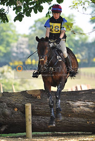 Cordelia Croft and Waterford Rose, Brigstock International Hose Trials 2010