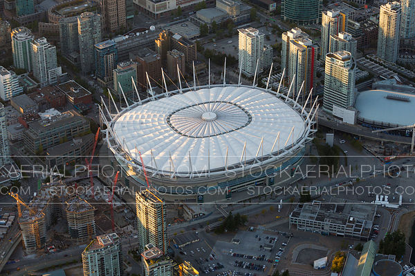 BC Place Stadium photos