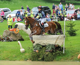 Ben Way and WILLOWS TIPSTER - CIC***
