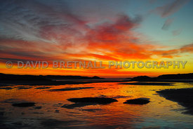 Sunset At Gweedore Bay 5