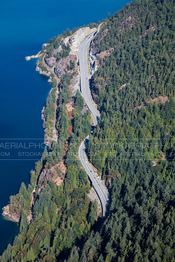 Sea to Sky Highway photos