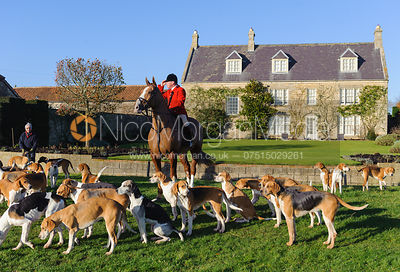 The Belvoir Hunt at Stonesby 19/12 photos