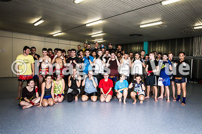 Grenoble Muay Thai photos