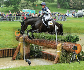 Nicola Wilson and BULANA - CCI***