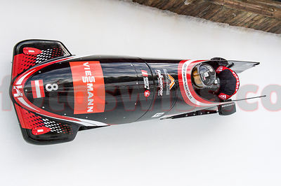 Bobsleigh World Cup 2014 2Women photos