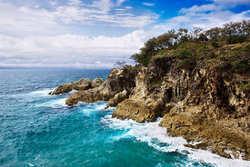 North Gorge, North Stradbroke Island