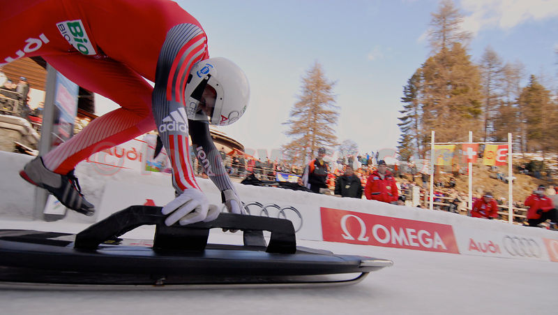 Maya Pedersen ZBC Skeleton World Champion photos