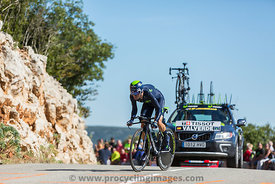 Alejandro Valverde, Individual Time Trial - Tour de France 2016