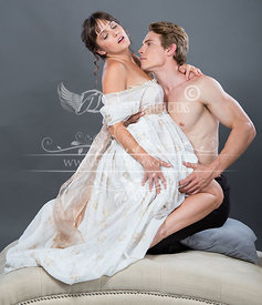 Rachel & Slade Stock photos