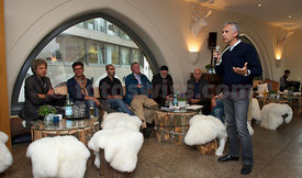 SAM St.Moritz Art Masters 2012 Artists Talk