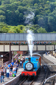 Thomas The Tank Engine Llangollen Railway