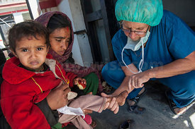 Nepal - Jumla Medical Camp