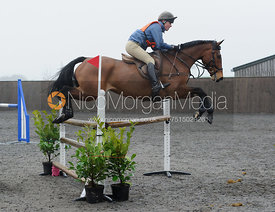 Emily McLane - Class 6 - CHPC Eventer Trial, April 2015.