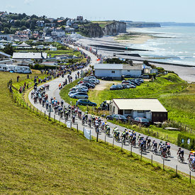 Tour de France 2015-Stage 6: Abbeville - Le Havre images