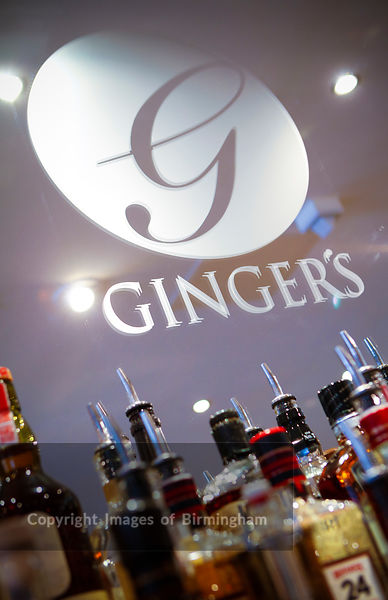 Gingers Bar, Newhall Street, Birmingham