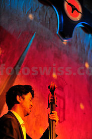 Festival da Jazz- Live at Dracula in St.Moritz. The Marc Cary Focus Trio. Acoustic Jazz