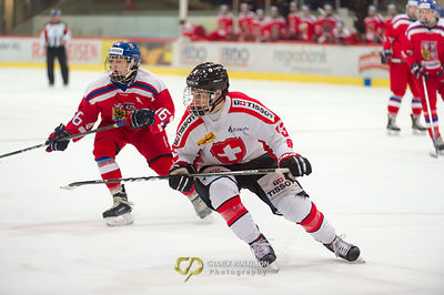 U18 Team Switzerland - Czech republic