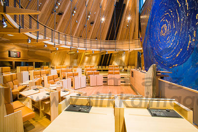 The Sami Parliament building in Norway