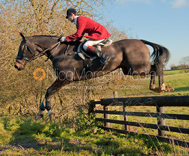 Will Spencer MFH - The Pytchley Hunt the Cottesmore country.