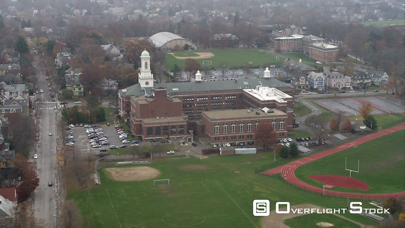 School in Providence, Rhode Island. Shot in November