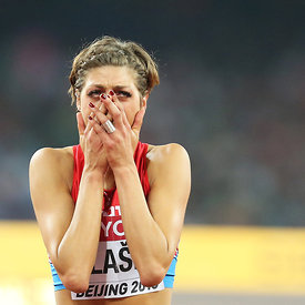 Blanka VLASIC (CRO) photos