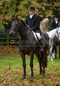 Rupert Gibson - The Cottesmore Hunt meet in Somerby 6/11