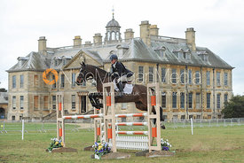 Emily Parker and ROYAL HIGHNESS - Belton Horse Trials