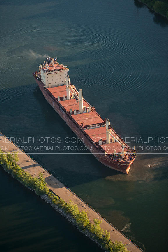 Saint Lawrence Seaway photos