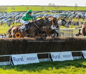 Race 6 Open Maiden 3m - The Belvoir Point-to-point 2017