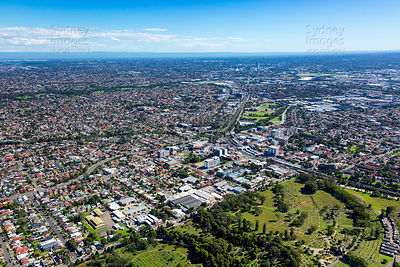 Lidcombe Looking West