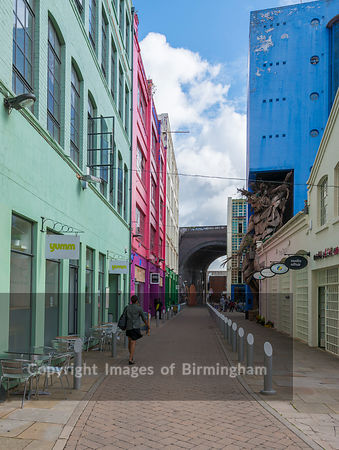 The Custard Factory, Digbeth, Birmingham