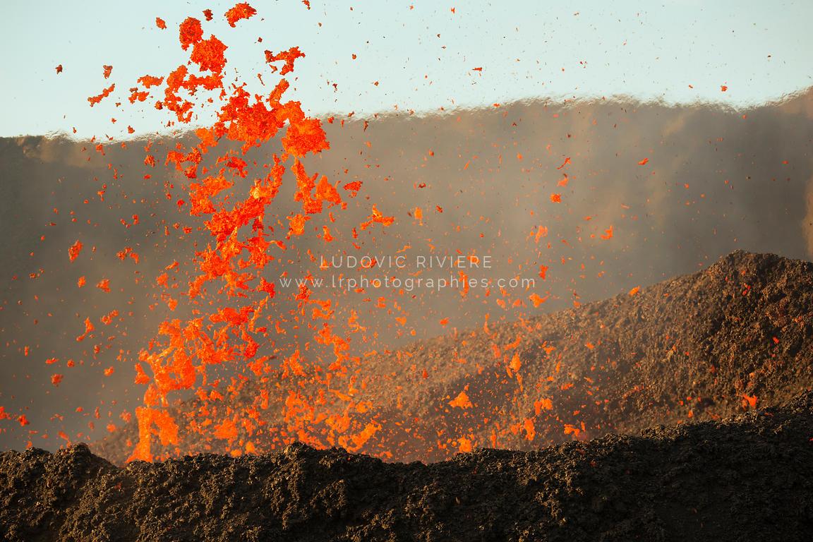 éruptions volcaniques en 2017