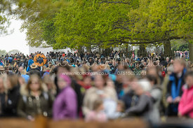 Cross Country crowds - Mitsubishi Motors Badminton Horse Trials 2017