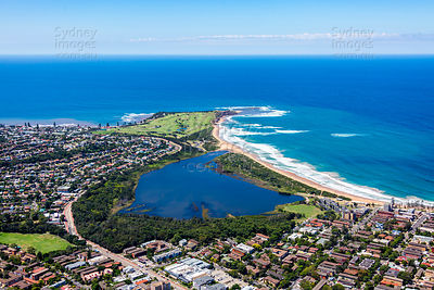 Dee Why Lagoon and Long Reef