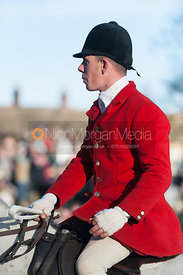 Robert Medcalf - The Cottesmore Hunt Boxing Day Meet, Cutts Close, Oakham 26/12