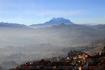 La Paz City Views photographs