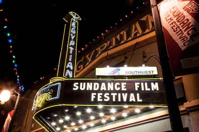 Egyptian Theater, Sundance, Park City