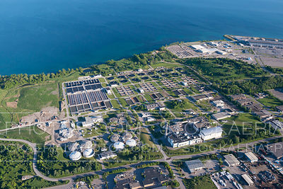Duffin Creek Water Pollution Control Plant, Pickering Ontario