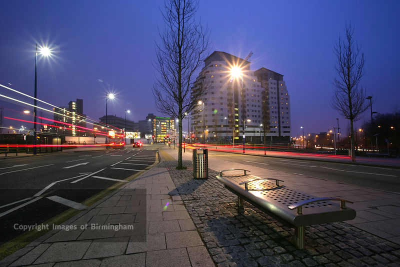 The Masshouse development in Birmingham's Eastside