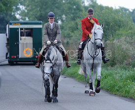 Maz Medcalf and Andrew Osborne - The Cottesmore at Furze Hill 10-9