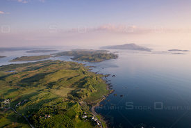 West Coast Argyll and Ellanebeitch Easdale Scotland