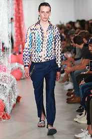 London Collections Men Spring Summer 2017 - Katie Eary