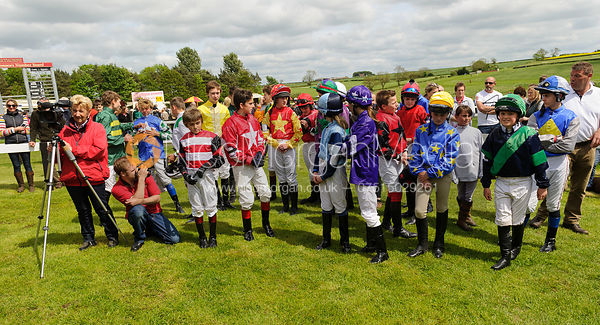 Pony Racing Prizes - The Melton Hunt Club Point-to-Point 2017
