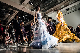 London Fashion Week Autumn Winter 2018 - Bora Aksu
