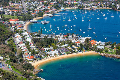 Camp Cove Beach, Watsons Bay