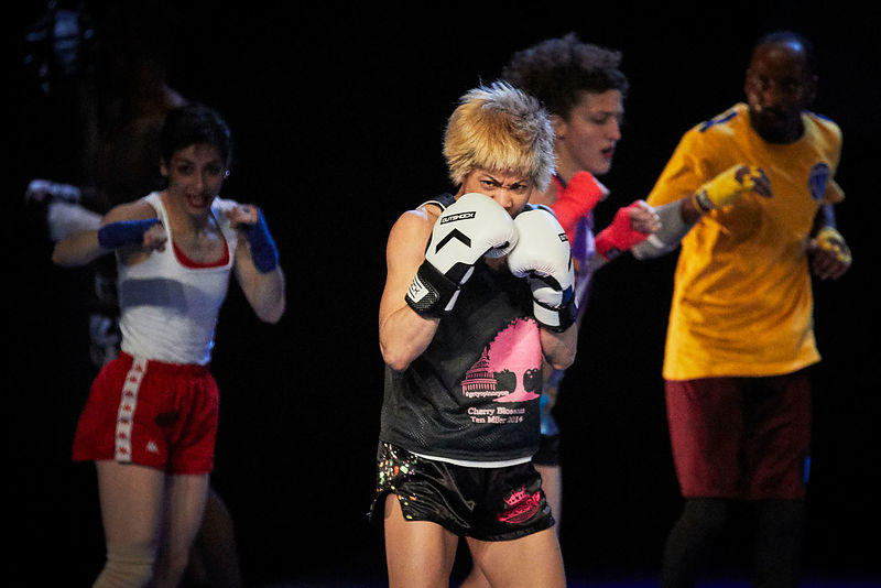 Boxing Dance Project LA VILLETTE photos